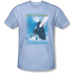 Polar Express - Mens Big Train T-Shirt