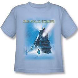 Polar Express - Little Boys Big Train T-Shirt