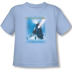 Polar Express - Toddler Big Train T-Shirt