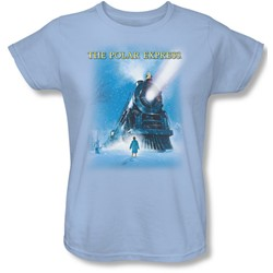 Polar Express - Womens Big Train T-Shirt