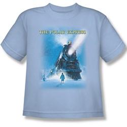 Polar Express - Big Boys Big Train T-Shirt