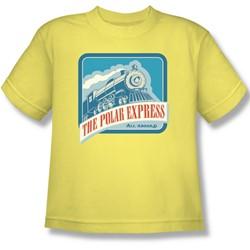 Polar Express - Big Boys All Aboard T-Shirt