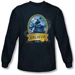 Polar Express - Mens True Believer Longsleeve T-Shirt