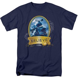 Polar Express - Mens True Believer T-Shirt