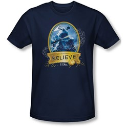 Polar Express - Mens True Believer Slim Fit T-Shirt