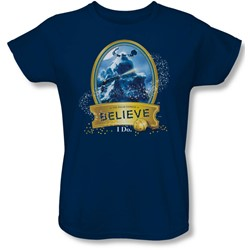 Polar Express - Womens True Believer T-Shirt