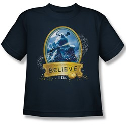 Polar Express - Big Boys True Believer T-Shirt