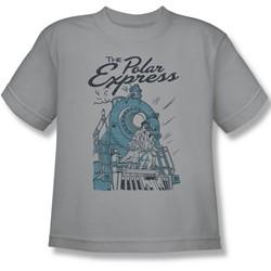 Polar Express - Big Boys Rail Riders T-Shirt