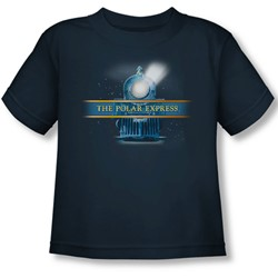 Polar Express - Toddler Train Logo T-Shirt