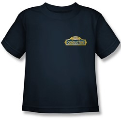 Polar Express - Little Boys Conductor T-Shirt