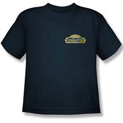 Polar Express - Big Boys Conductor T-Shirt