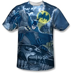Batman - Mens Gotham Gargoyle T-Shirt