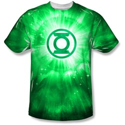 Green Lantern - Mens Green Energy T-Shirt