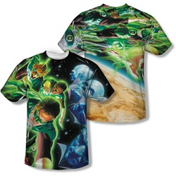 Green Lantern - Mens Guardians T-Shirt