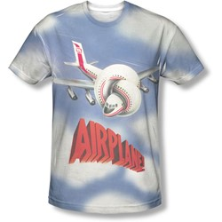 Airplane - Mens Title T-Shirt