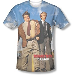 Tommy Boy - Mens Poster T-Shirt