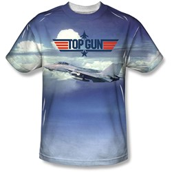 Top Gun - Mens Take Off T-Shirt