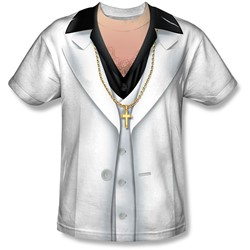 Saturday Night Fever - Mens Leisure Suit T-Shirt