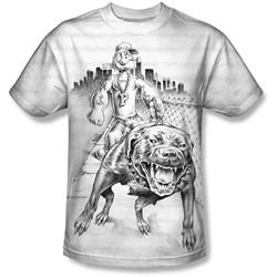 Popeye - Mens Rough Rider T-Shirt