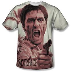 Scarface - Mens War Cry T-Shirt