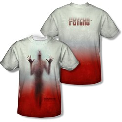 Psycho - Mens Shower T-Shirt