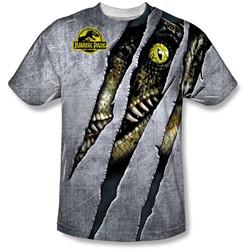 Jurassic Park - Mens Live Raptor T-Shirt