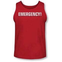Emergency - Mens Logo Tank-Top