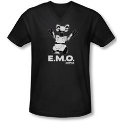 Eureka - Mens Emo V-Neck T-Shirt