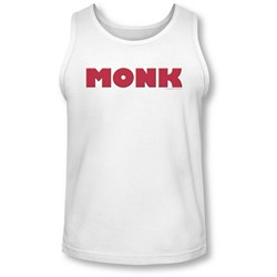 Monk - Mens Logo Tank-Top