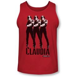 Warehouse 13 - Mens Claudia Tank-Top