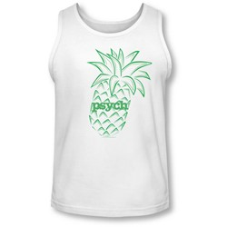 Psych - Mens Pineapple Tank-Top
