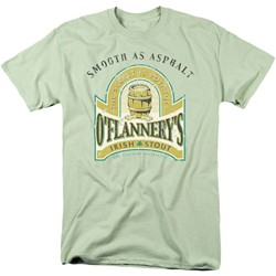 O'Flannery'S - Mens T-Shirt In Soft Green