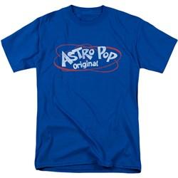Astro Pop - Mens Vintage Logo T-Shirt