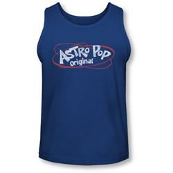 Astro Pop - Mens Vintage Logo Tank-Top