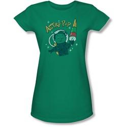 Astro Pop - Juniors Astro Boy Sheer T-Shirt