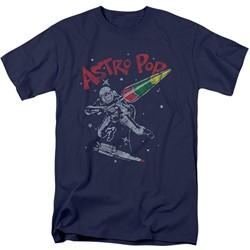 Astro Pop - Mens Space Joust T-Shirt
