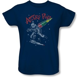 Astro Pop - Womens Space Joust T-Shirt