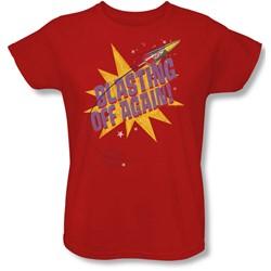 Astro Pop - Womens Blast Off T-Shirt