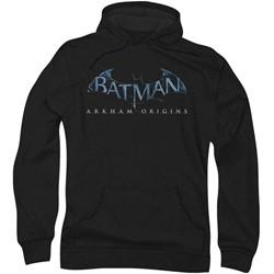 Batman: Arkham City - Mens Logo Hoodie