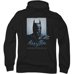 Batman: Arkham City - Mens Two Sides Hoodie