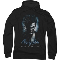 Batman: Arkham City - Mens Joker Hoodie