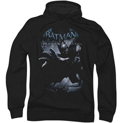 Batman: Arkham City - Mens Out Of The Shadows Hoodie