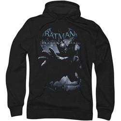 Batman: Arkham City - Mens Out Of The Shadows Hoodie