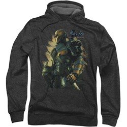 Batman: Arkham City - Mens Deathstroke Hoodie