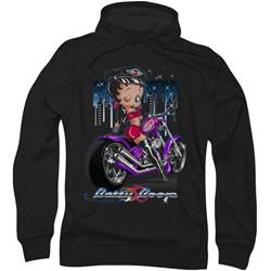 Betty Boop - Mens City Chopper Hoodie