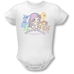 Betty Boop - Peek A Boop Infant T-Shirt In White