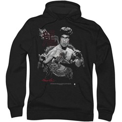 Bruce Lee - Mens The Dragon Hoodie