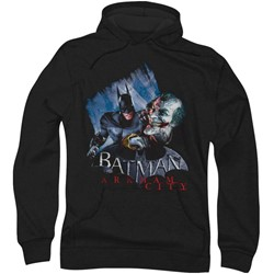 Batman: Arkham City - Mens Joke'S On You! Hoodie
