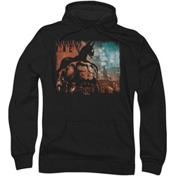 Batman: Arkham City - Mens City Knockout Hoodie