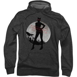 Batman: Arkham City - Mens Catwoman Convicted Hoodie